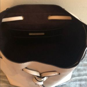 Michael Kors Bags - Michael Kors leather cream back pack